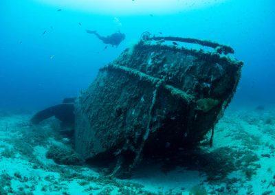 Barcos hundidos