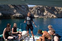 snorkeling briefing