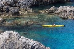kayaking mallorca