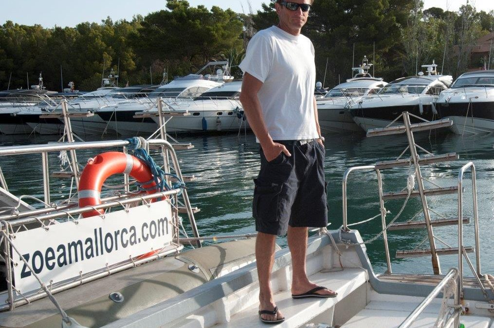 Umberto Pellizari en ZOEA Mallorca