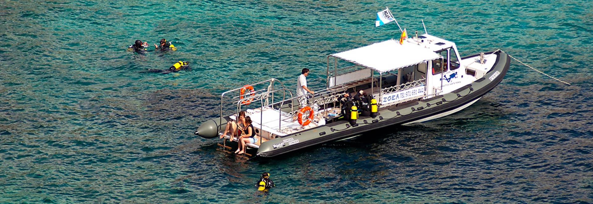 Conger Conger barcos Zoeamallorca Mallorca