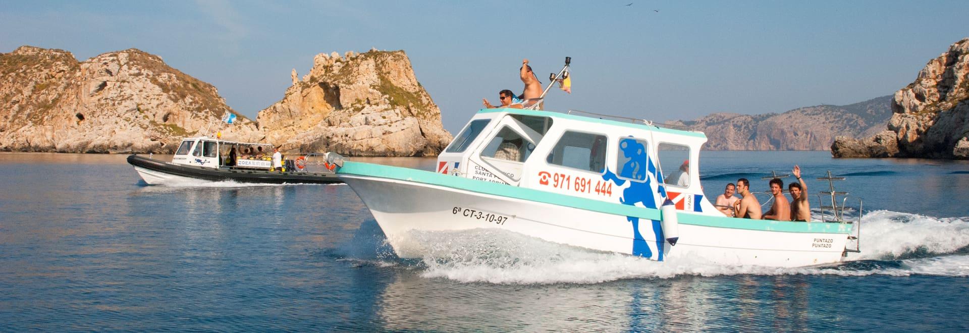 Puntazzo Puntazzo barcos Zoeamallorca Mallorca