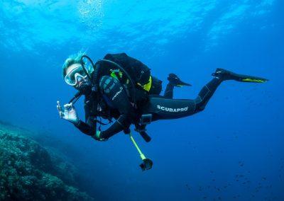 diving Majorca