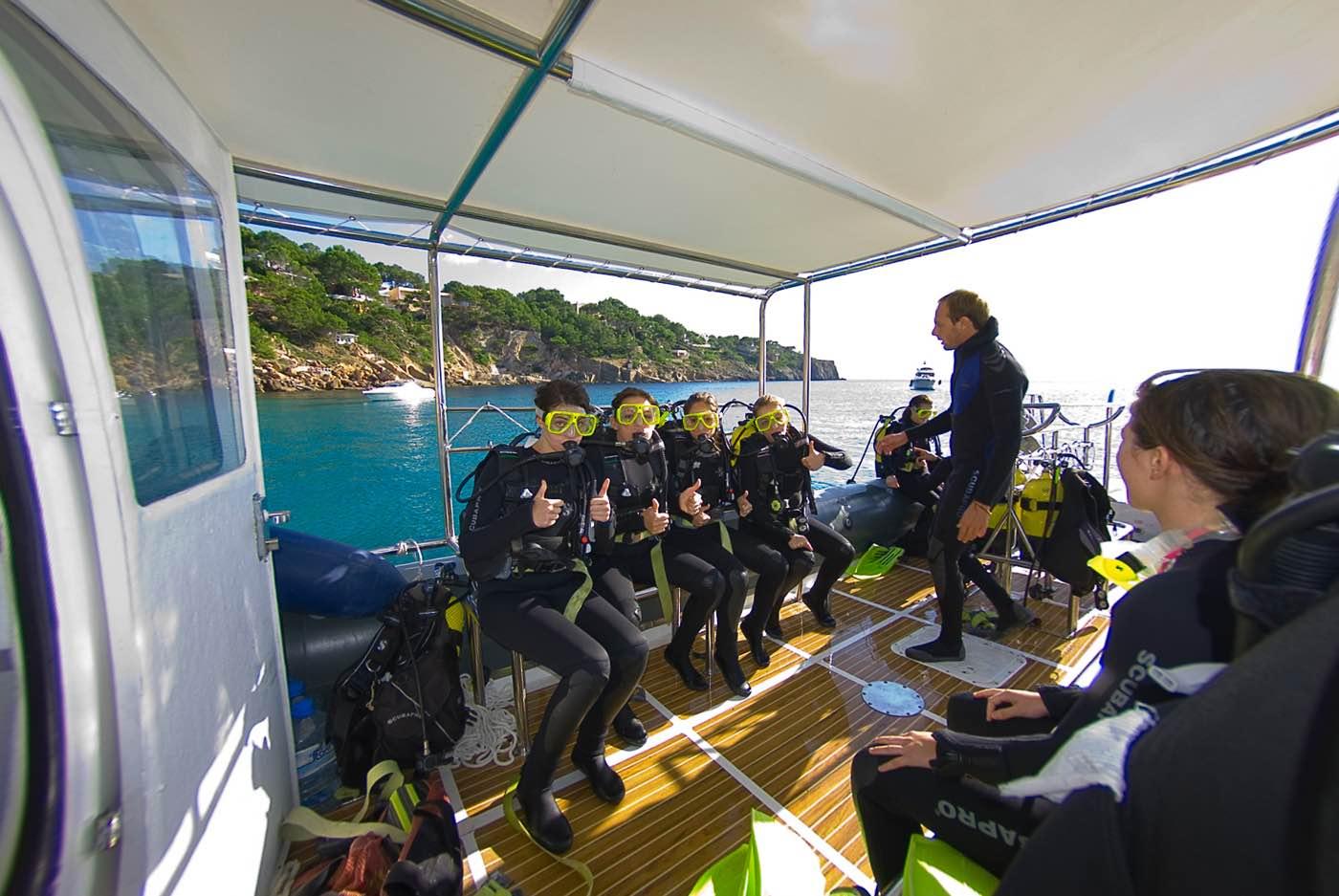 Diving Tauchen Zoeamallorca Boats0003