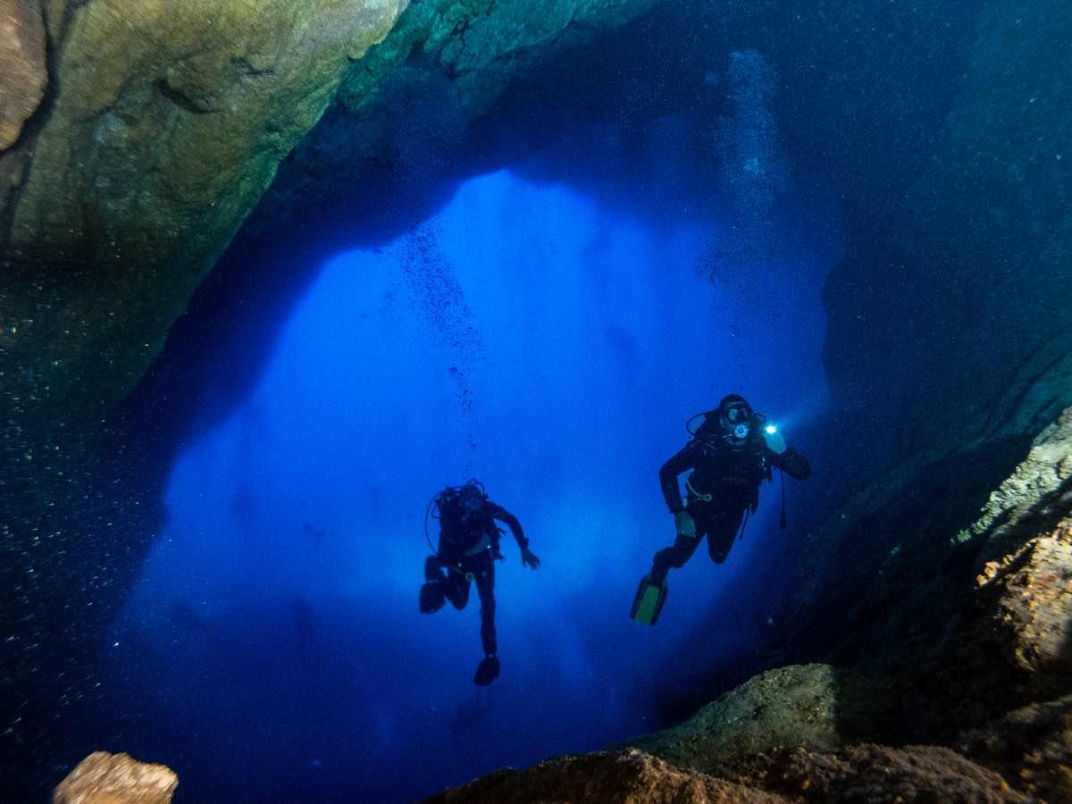 Sa Madona Cave